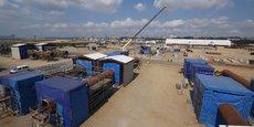 Le groupement espagnol Navantia-Windar s'est installé sur les onze hectares du polder du port de Brest pour y fabriquer les pieds et les éléments soudés des fondations des 62 éoliennes d'Ailes Marines. À compter de 2022, l'entreprise Haizea-Fouré y assemblera les mâts des éoliennes. A Brest, ce chantier induit la création de plus de 250 emplois locaux.
