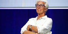 Pour le moment, ce que nous voyons, c'est un impact et une exposition centrés sur la Chine, affirme Christine Lagarde.