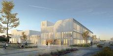 Conçu pour répondre aux enjeux de l'usine du futur, le siège social de l'IRT Jules Verne doit intervenir avant l'été 2022. Voulu par Nantes Métropole, l'aménagement de la zone, confié à Loire Océan Développement, jette les bases d'un nouveau quartier de ville, urbain et paysager, à proximité de l'aéroport Nantes Atlantique.