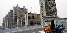 Evergrande, principal promoteur immobilier en Chine, a accumulé une dette estimée à 260 milliards de dollars.