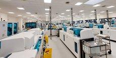 Depuis un an et demi, le groupe Inovie annonce avoir réalisé 8 millions de tests PCR en France, dont 1,5 millions traités sur sa plateforme de Montpellier.