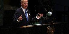 DEVANT L'ONU, BIDEN PROMET UNE ÈRE DE DIPLOMATIE INCESSANTE