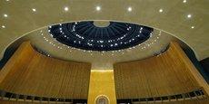 LES TALIBAN NOMMENT UN ÉMISSAIRE À L'ONU, DEMANDENT À S'Y EXPRIMER