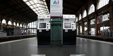 LA SNCF ABANDONNE L'ACTUEL PROJET DE RÉNOVATION DE LA GARE DU NORD