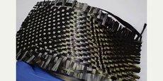 L'entreprise gardoise Extracthive, spécialisée dans le recyclage de déchets industriels pour la production de matières premières secondaires, travaille sur le développement d'une technologie de recyclage des matériaux composites, comme la fibre de carbone, par solvolyse.