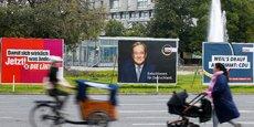 L'ÉCART ENTRE SPD ET CDU SE RESSERRE À L'APPROCHE DES ÉLECTIONS