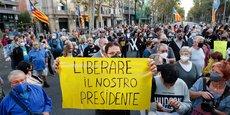 MADRID RÉCLAME L'EXTRADITION DE PUIGDEMONT, ARRÊTÉ EN ITALIE
