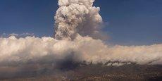 La lave du volcan Cumbre Vieja a détruit jusqu'ici 461 bâtiments et recouvert 212 hectares.