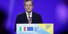 ITALIE: UN MINISTRE APPELLE DRAGHI À DEVENIR PRÉSIDENT ET PRÔNE DES ÉLECTIONS