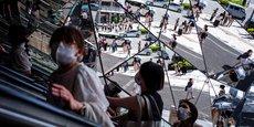 CORONAVIRUS: LE JAPON VEUT LEVER L'ÉTAT D'URGENCE SANITAIRE FIN SEPTEMBRE, RAPPORTE NHK