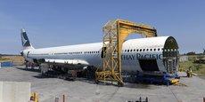 Tarmac Aerosave recycle 60 avions par an et compte multiplier par deux cette activité à l'horizon 2023.