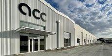 Le centre de R&D d'ACC s'étend à Bruges dans la métropole bordelaise sur 11.000 m2, dont 1.300 m2 de laboratoires.