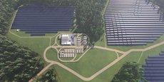 Le projet CEOG, en Guyane, associe électricité photovoltaïque et stockage grâce à l'hydrogène pour assurer une production d'énergie continue.