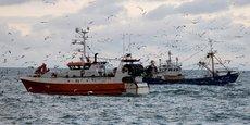 Mardi 28 septembre, alors que la France lui avait demandé 47 permis de pêche, Londres ne lui en a accordé que 12, soit un taux de refus de... 75%.