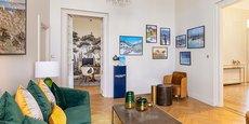 Fin septembre 2021, le Club Med a inauguré son appartement-boutique dans un hôtel particulier du coeur historique de Montpellier.