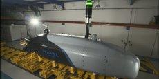 Nous visons au printemps 2022 une première mission de surveillance en complète autonomie, explique Cyril Lévy, directeur des programmes de drones et de guerre des mines chez Naval Group.