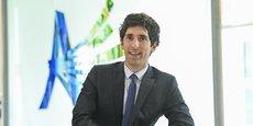A 32 ans, le Basque Bixente Etcheçaharreta est le porte-parole d'Alain Rousset, à la Région Nouvelle-Aquitaine, un poste créé spécialement pour lui.
