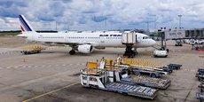 La navette Air France entre Bordeaux et Orly est clouée au sol depuis le mois de mai 2020.