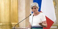 La députée Sophie Panonacle (LREM, Gironde) préside le bureau du Conseil national de la mer et des littoraux (CNML).