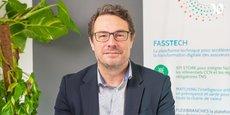Xavier Favre, dirigeant de Fasst basé à Angoulême et Bordeaux.