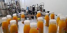 Agriviva se lance dans une nouvelle activité : la production de jus de fruits frais bio, avec l'ambition de produire 1.000 à 2.000 litres par jour pour la grande distribution.