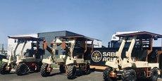 Sabi Agri, une entreprise d'ingénierie agroécologique qui conçoit, fabrique et commercialise des agroéquipements électriques, en rupture avec le machinisme agricole conventionnel.