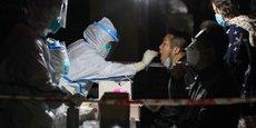CORONAVIRUS: LA CHINE DURCIT SES MESURES SANITAIRES