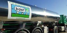 Nous sommes 28 millions de foyers en France : si chaque foyer achète un pack de lait bio dans les prochains mois, alors chaque producteur Biolait peut vivre décemment et sereinement de son métier, estime le patron de la coopérative.