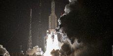 C'est la fusée de tous les records, nous n'avons jamais lancé une Ariane 5 aussi grande et aussi puissante. C'est un record mondial que nous nous apprêtons à faire, (Stéphane Israël, PDG d'Arianespace).