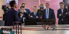 CGI a inauguré son nouveau Centre d'innovation mondial dédié à l'industrie 4.0 à Toulouse