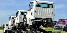 GT Solutions continue à s'équiper de camions au GNV (gaz naturel pour véhicule) et pourra en aligner une centaine d'ici la fin de l'année.