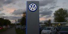 Une manipulation qui entache l'image de la Volkswagen Golf