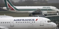Air France-KLM ne participera pas à l'augmentation de capital d'Alitalia si ses conditions ne sont pas réunies