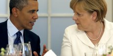 Les tensions sont de plus en plus vives entre Washington et Berlin / Reuters.