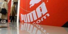 La marque de sport allemande Puma serait à vendre par son propriétaire Kering.