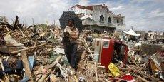 Les exportations des Philippines ont bondi, malgré une tempête meurtrière.
