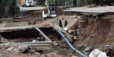 À elles seules, les catastrophes naturelles ont causé 41 milliards de dollars de pertes.au premier semestre 2014.