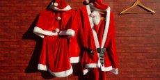 A l'Insee, les habits de Noël sont de sortis !