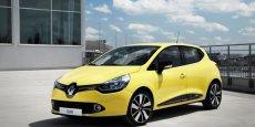 La Renault Clio IV est la plus vendue sur le marché français