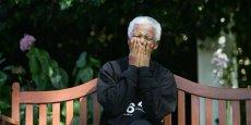 La famille du premier président noir de l'Afrique du Sud démocratique se déchire autour de son testament..