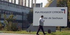 Le site de Sochaux est le berceau de Peugeot