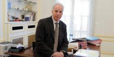 Alain Griset, président de l'Assemblée permanente des chambres de métiers (APCM)