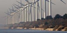 Au 30 juin 2015, le parc éolien terrestre représentait une capacité de 9.800 mégawatts pour un objectif de 19.000 mégawatts dans cinq ans.