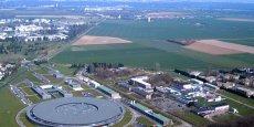 Le site de Saclay de 600 hectares en plein devenir est appelé à devenir l'épicentre de la future exposition universelle de 2025 si la France, qui vient de déposer officiellement son dossier de candidature, est choisie.