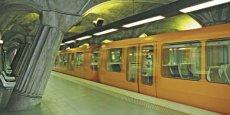 Le métro de Lyon a déjà fortement réduit sa consommation d'énergie grâce aux LED de Diffuselec. Des économies qui pourront être trois fois plus importantes avec les LED intelligentes. / DR