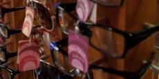 Si la monture coûte 150 euros, les verres simples pourront être pris en charge jusqu'à 320 euros(Photo : Reuters)