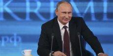Vladimir Poutine a accusé les Occidentaux d'avoir eu recours à des entraîneurs pour former les unités de combat, en référence aux contestataires de Maïden. (DR)