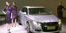 La DS 5LS, prochain modèle de PSA prévu pour la Chine