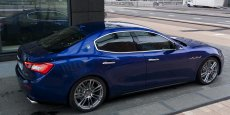 La Maserati Ghibli