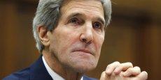 Le secrétaire d'Etat américain, John Kerry déplore un nouvel isolationnisme américain.(Photo Reuters)